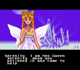 Bishoujo Senshi Sailor Moon R - oh queen - User Screenshot